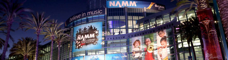 New NAMM Gear
