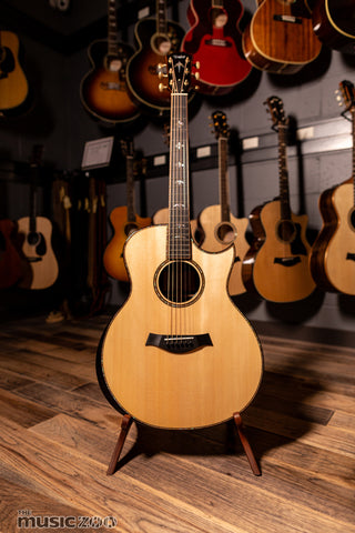 Taylor 900 Series Acoustic Guitars 2