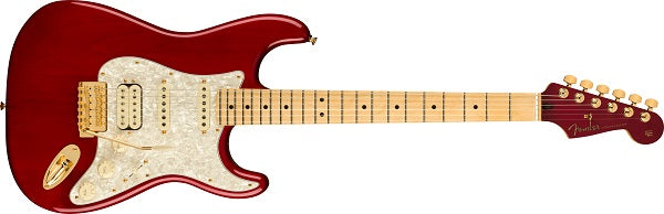Tash Sultana Stratocaster®, Maple Fingerboard, Transparent Cherry