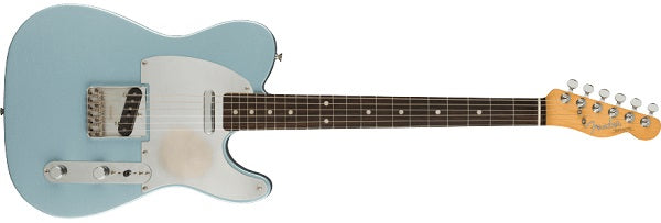 CHRISSIE HYNDE TELECASTER®, ROSEWOOD FINGERBOARD, ICE BLUE METALLIC 0140310783