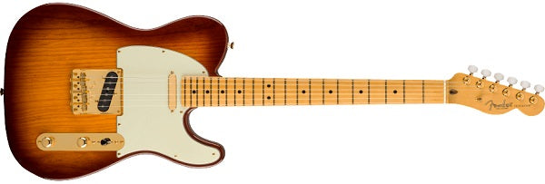 MODEL: 0177532833 75TH ANNIVERSARY COMMEMORATIVE TELECASTER®, MAPLE FINGERBOARD, 2-COLOR BOURBON BURST