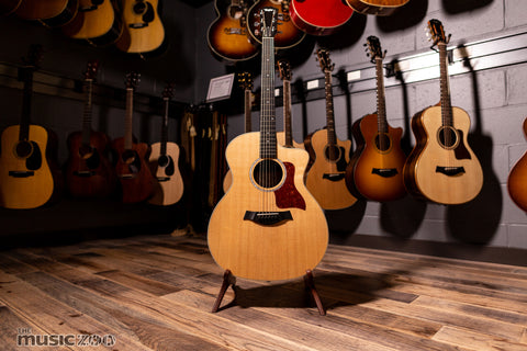 Taylor 200 Series Acoustic Guitars 5