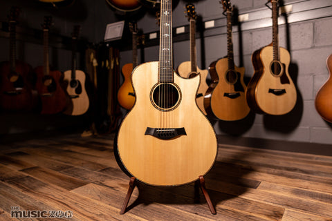 Taylor 900 Series Acoustic Guitars 7