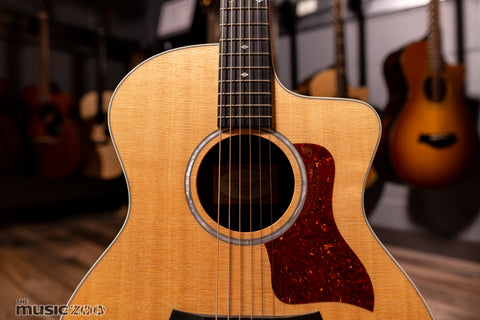 Taylor 200 Series Acoustic Guitars 6