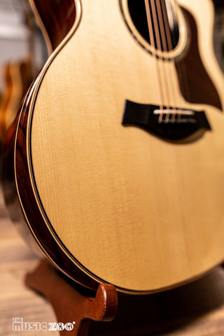 Taylor 800 Series Acoustic Guitars 5