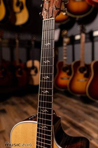 Taylor 400 Series Acoustic Guitars 5