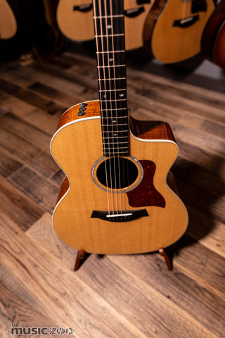 Taylor 200 Series Acoustic Guitars 1