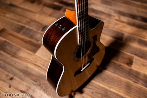 Taylor 400 Series Acoustic Guitars 7