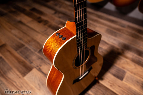 Taylor 200 Series Acoustic Guitars 4