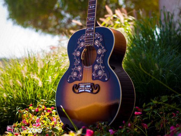 Gibson Custom Shop Announces New Acoustic Guitar Made 2 Measure Program - Build Yours Today!