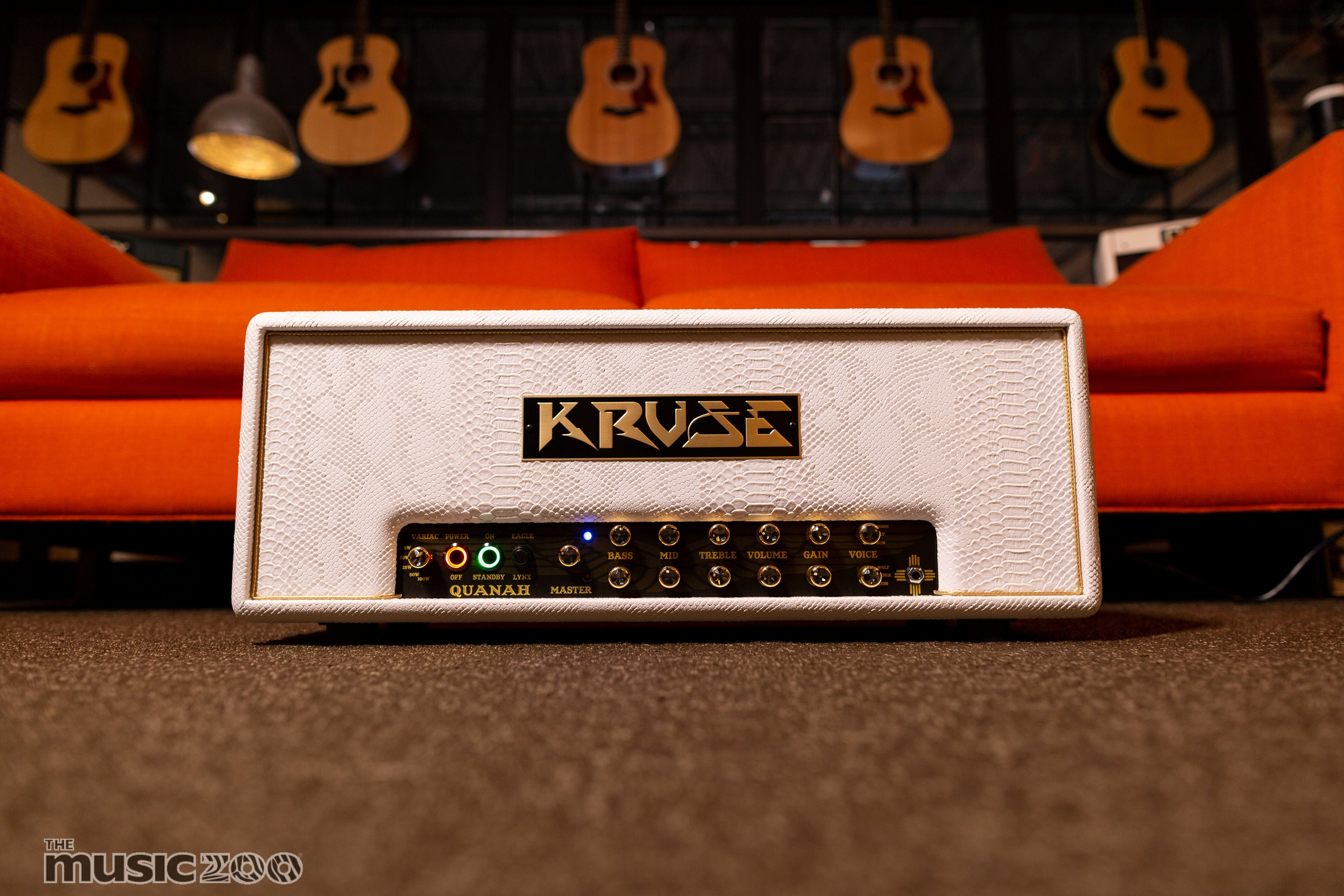 The Music Zoo is an Authorized Kruse Kontrol Amplification