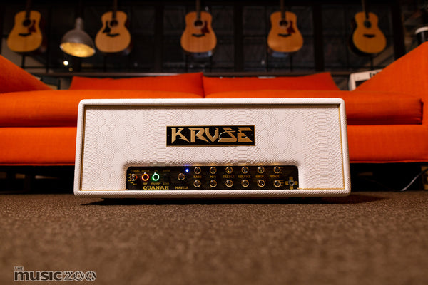 The Music Zoo is an Authorized Kruse Kontrol Amplification Dealer!