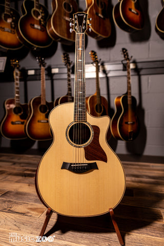 Taylor 800 Series Acoustic Guitars 1
