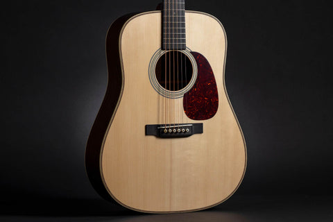 10CE-01: D-28 Authentic 1937 Natural Gloss Full
