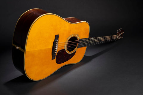 10CE-03: D-28 Authentic 1937 Stage 1 Aging Natural full