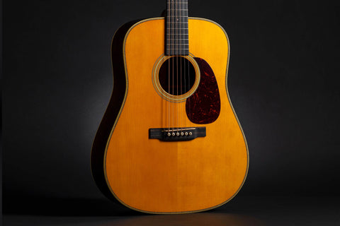 10CE-03: D-28 Authentic 1937 Stage 1 Aging Natural