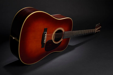 10CE-04: D-28 Authentic 1937 Stage 1 Aging Ambertone full