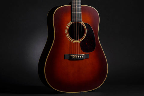 10CE-04: D-28 Authentic 1937 Stage 1 Aging Ambertone