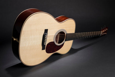10CE-05: 000-28 Authentic 1937 Natural Gloss full