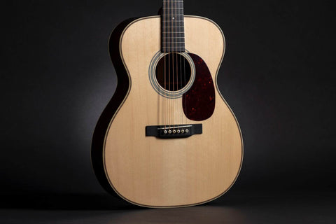 10CE-05: 000-28 Authentic 1937 Natural Gloss