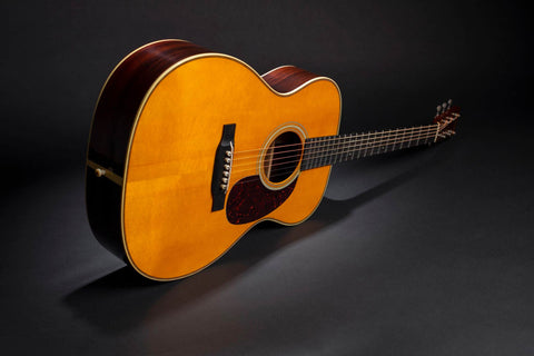 10CE-07: 000-28 Authentic 1937 Stage 1 Aging Natural full