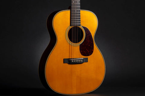 10CE-07: 000-28 Authentic 1937 Stage 1 Aging Natural