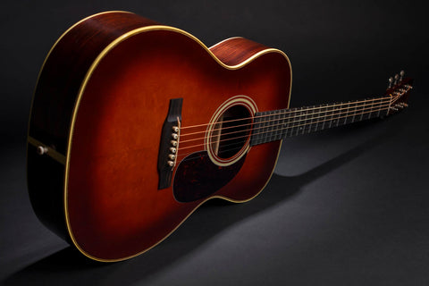 10CE-08: 000-28 Authentic 1937 Stage 1 Aging Ambertone full