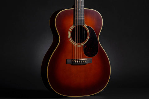 10CE-08: 000-28 Authentic 1937 Stage 1 Aging Ambertone