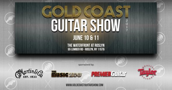 Gold Coast Guitar Show – Artist Schedule Announced!