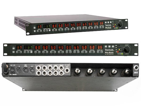 The 10 Best Rackmount Preamps Of All-Time | The Music Zoo