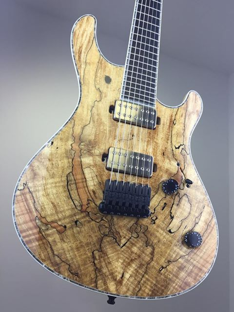 NAMM 2017: Mayones Guitars!