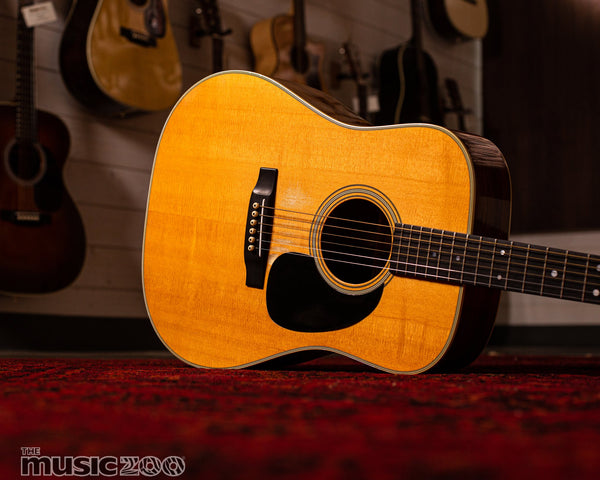 1974 D-28 Dreadnought - The Music Zoo