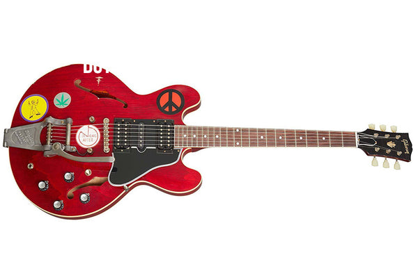 Gibson Announces Alvin Lee ES-335 '69 Festival' Guitar!