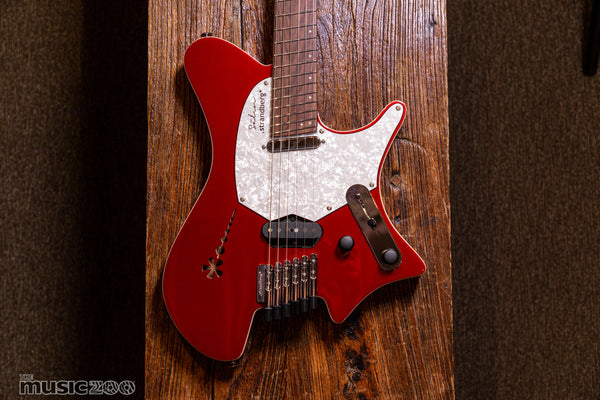Strandberg Salen Deluxe Limited Candy Apple Red 1