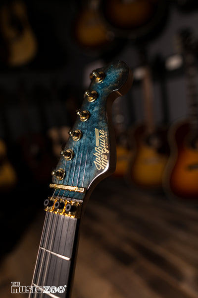 McGuire Valley Pro Blue Burst 4