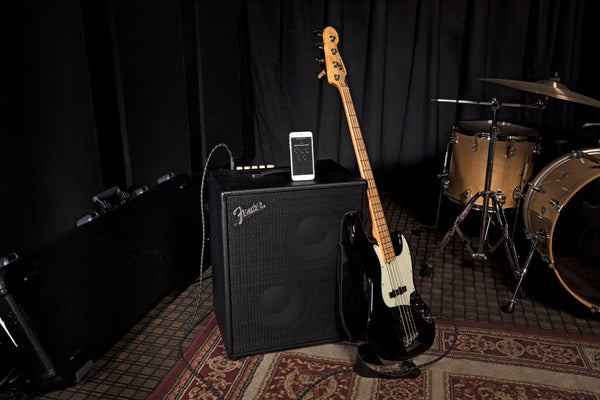 Fender Introduces New Rumble Studio 40 Amp Stage 800 Bass