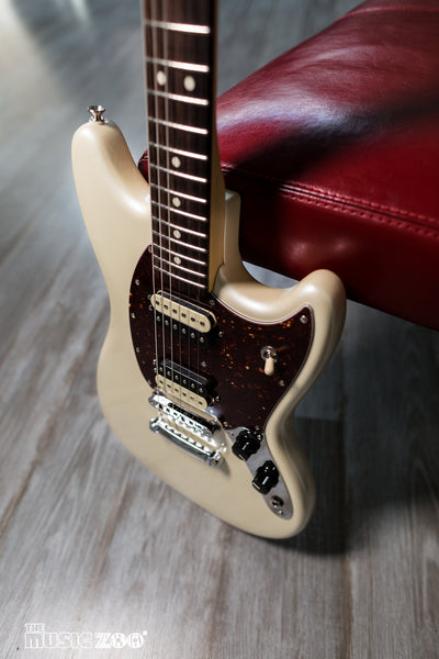 Fender American Special Mustang Limited Edition Olympic White 2