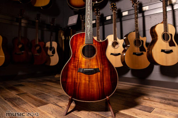 Taylor Koa Series Acoustic Guitars