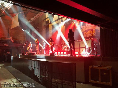 Slash Sound Checking