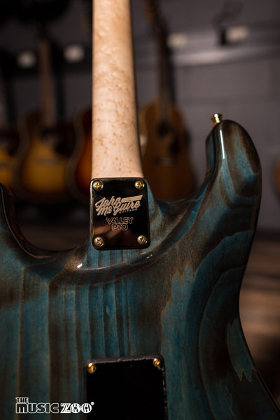McGuire Valley Pro Blue Burst 3