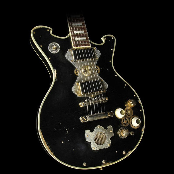 Top 10 Relic Guitars At The Music Zoo