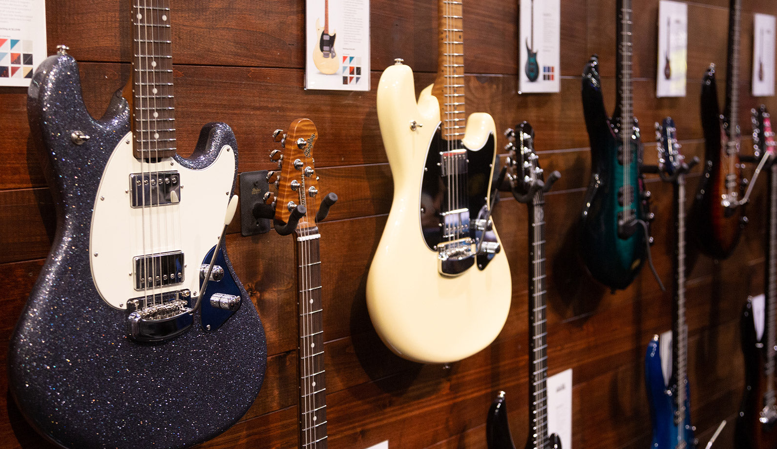 Music Man Reveals New Models at NAMM 2019!   The Music Zoo