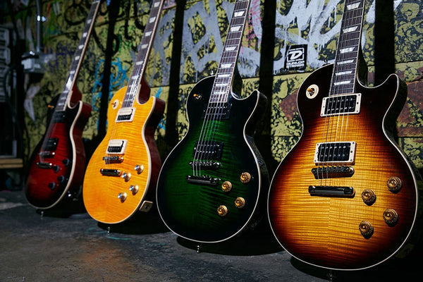 NAMM 2020 Gibson USA Slash Les Paul Core Collection Announced!
