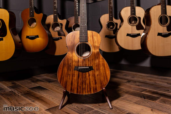 Taylor GS Mini and Baby Acoustic Guitars