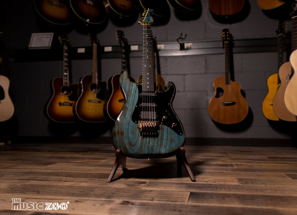 McGuire Valley Pro Blue Burst