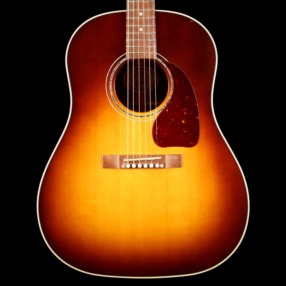 Details about Gibson J-15 Dreadnought Acoustic Walnut Burst