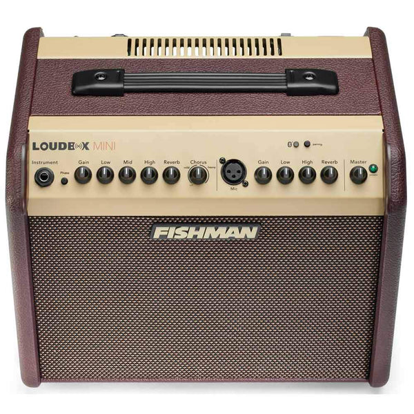 Fishman Loudbox Mini Bluetooth Combo Amplifier - The Music Zoo