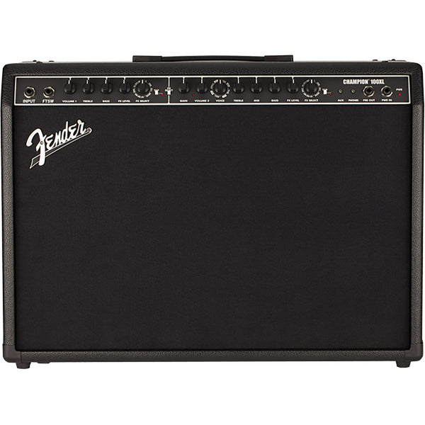 Fender Champion 100 XL Amplifier - The Music Zoo