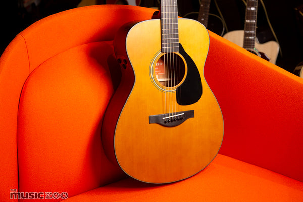 Yamaha Red Label FSX3 Concert Acoustic Electric Review