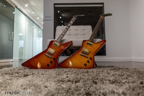 Out of the Case: Vintage Hamer Standard Photo Gallery